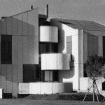 1 - Casa bifamiliare Nir a Roma - Mostacciano; con R. Magagnini - Vista esterna