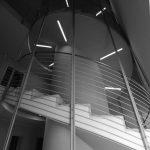 22 - Recupero edilizio per complesso residenziale nell'area dell'ex Caserma Mazzini a Lucca, per Polis SpA; con L. Lucchesi, R. Magagnini, C. Pediconi e G. Ricci - Vista interna di dettaglio