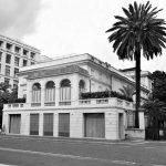 25 - Ristrutturazione edilizia dell'ex Cinema Quirinale per centro servizi Banca d'Italia in via Nazionale, Roma - Vista esterna