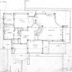 4 - Villa unifamiliare per abitazione e studio medico in via Pontestura, Roma - Boccea - Pianta piano terra
