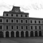 4 - Progetto di ristrutturazione edilizia dell'Accademia della Marina Militare di Livorno - Vista del cortile d'onore