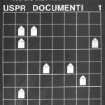 """4  - """"La formazione dell'abusivismo nel territorio romano"""", in USPR Documenti 1, collana a cura dell'Ufficio Speciale del Piano Regolatore, marzo, Roma 1981 - Copertina"""