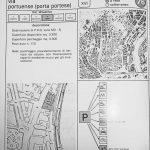 8 - Interventi per i parcheggi e le aree di scambio, collana di documentazione della Ripartizione XIV - Mobilità e traffico del Comune di Roma, 1985 - Tavola interna