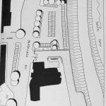 9 - Interventi per i parcheggi e le aree di scambio, collana di documentazione della Ripartizione XIV - Mobilità e traffico del Comune di Roma, 1985 - Tavola interna