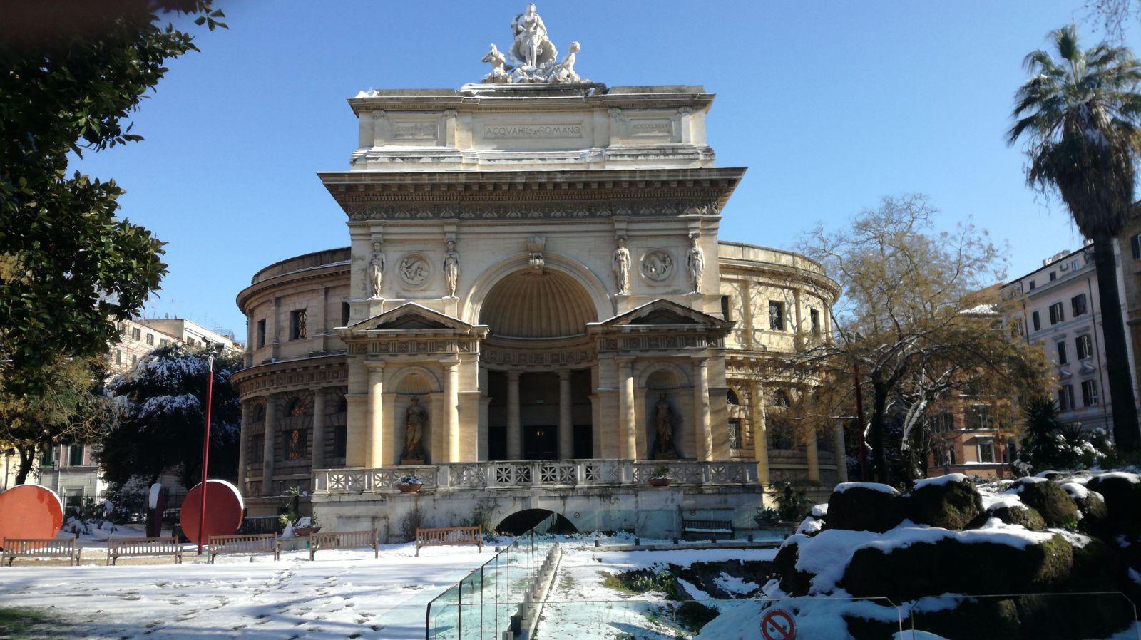 Chiusura uffici ordine ordine degli architetti di roma for Roma ordine architetti