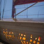 Frers 74, Foggy built by Brooklin Boat Yard, Brooklin ME